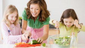 okul öncesi çocuklarin enerji ve besin öğesi ihtiyacinin karşilanmasi